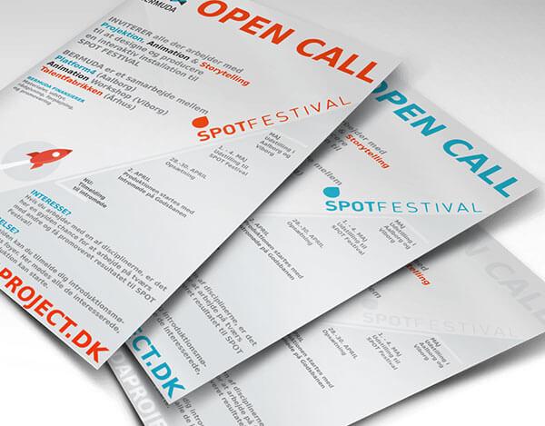 ADONE - Poster Spot Festival