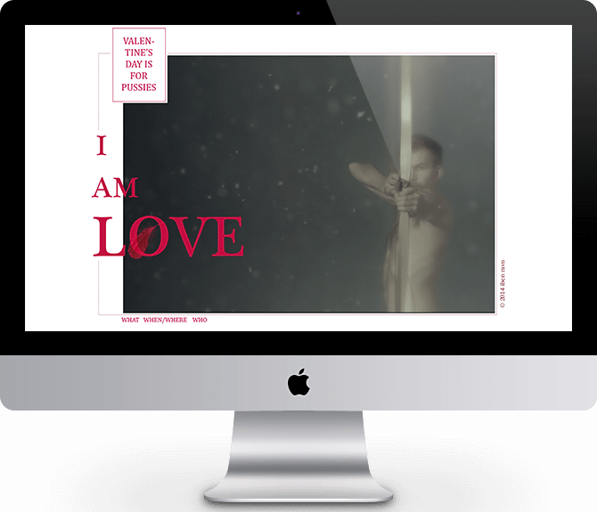 I am Love - By ADONE